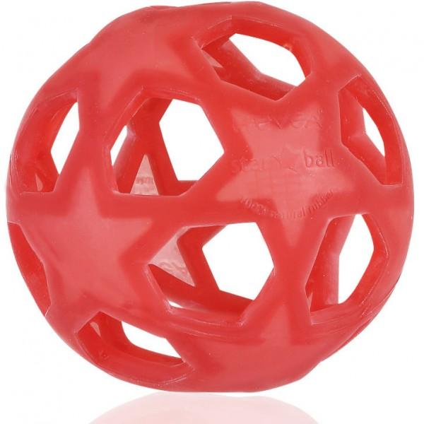 Starball Naturkautschuk Rot Hevea