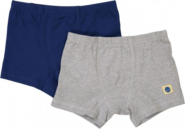 Boxer Briefs navy-grey SNORK