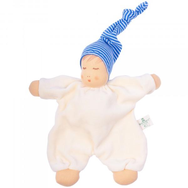 Nanchen Schlafpuepchen blau