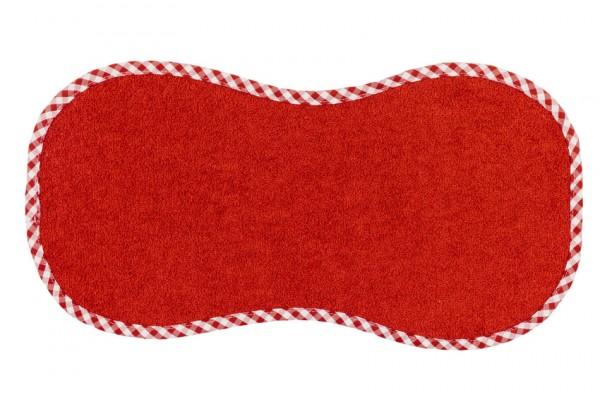 Spucktuch rot von Efie