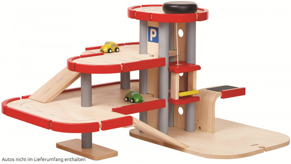 Plantoys Grosses Parkhaus