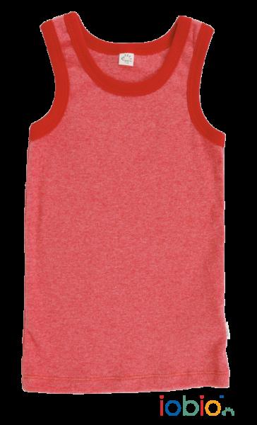Biounterhemd rot von iobio