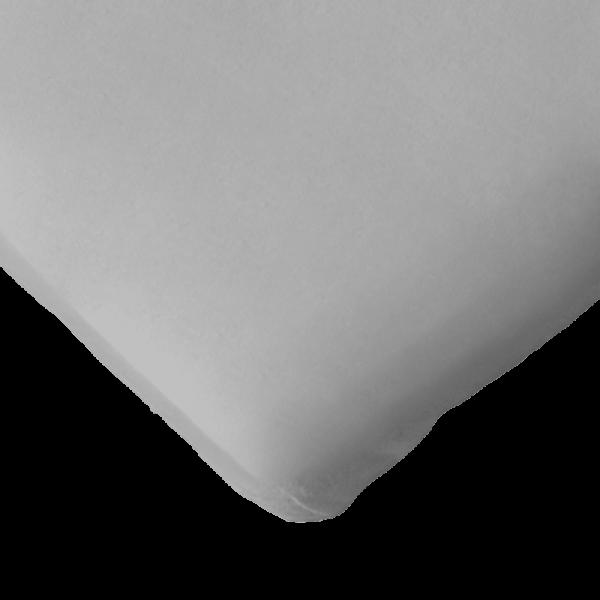 Bio Spannbettlaken in 70x140cm in grau von Quschel