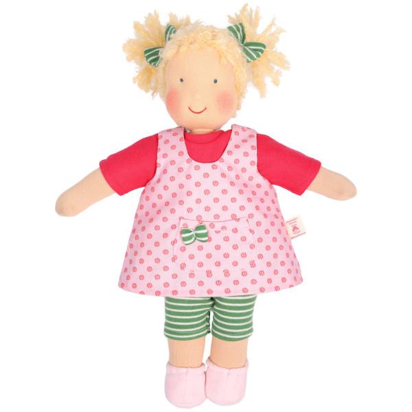 Heidi Hilscher Puppe Johanna