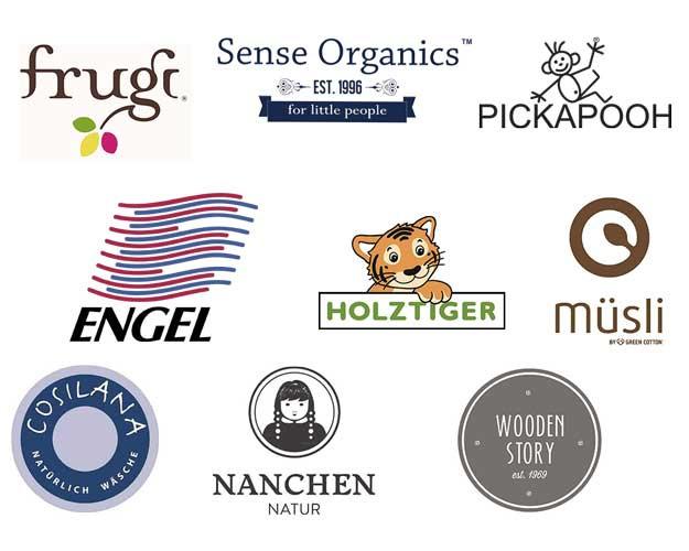 Littlegreenie Marken und Hersteller