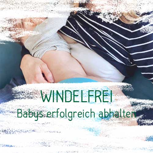 Windelfrei – Wie du dein Baby erfolgreich abhalten kannst