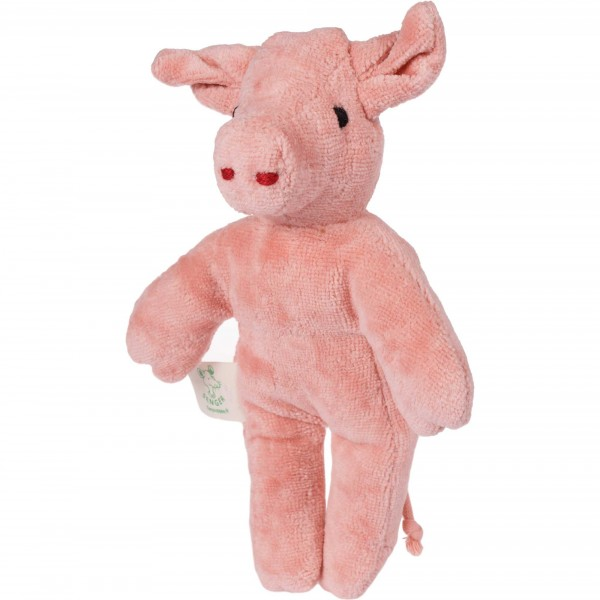 Tierpuppen Baby Schwein