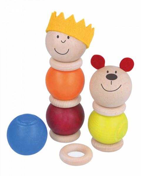 Stapelduo von Selecta mit 2 Figuren