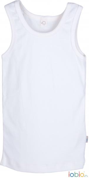 Biounterhemd weiß von iobio