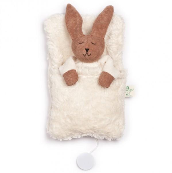 Nanchen Natur Schlafsack Hasen-Spieluhr