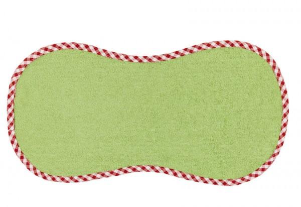 Spucktuch grün von Efie