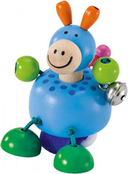 Buggyspielzeug mit Klettverschluss Pia Iah von Selecta