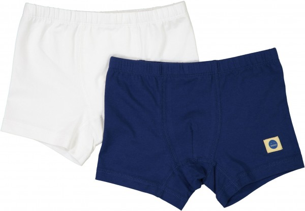 Boxer Briefs navy-white SNORK