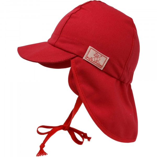 Pickapooh Sonnenhut Tom UV-80 rot