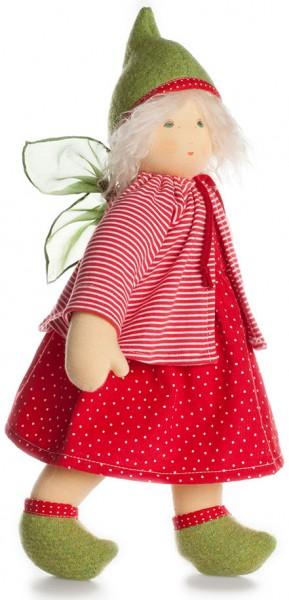 Bio Puppe Fee Handgefertigt Nanchen Natur