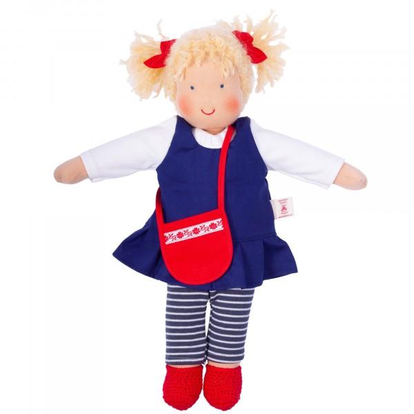 Oeko Puppe Judith Heidi Hilscher vorne
