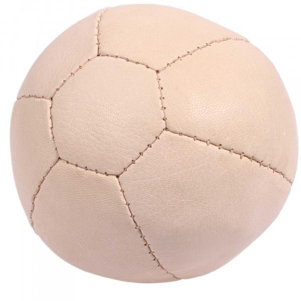 Lederball unbehandelt schadstofffrei fair