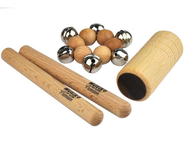 Mini Percussion Set Kinder Voggenreiter