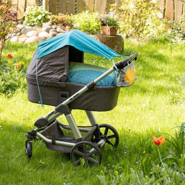 Sonnenschutz Kinderwagen UV-80