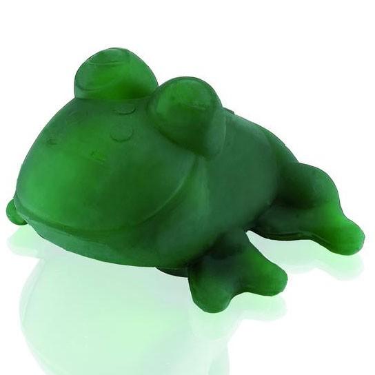 Bio Badespielzeug Naturkautschuk Frosch Hevea
