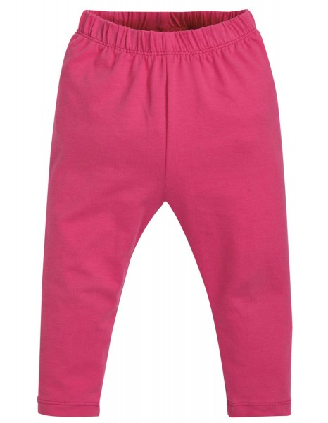 Frugi Bio Leggings pink