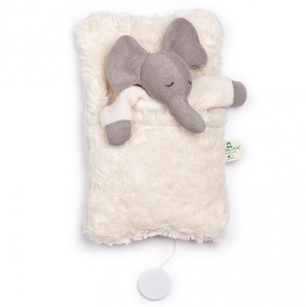 Nanchen Natur Schlafsack Elefanten-Spieluhr