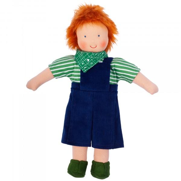 Oeko Puppe Emil Heidi Hilscher vorne