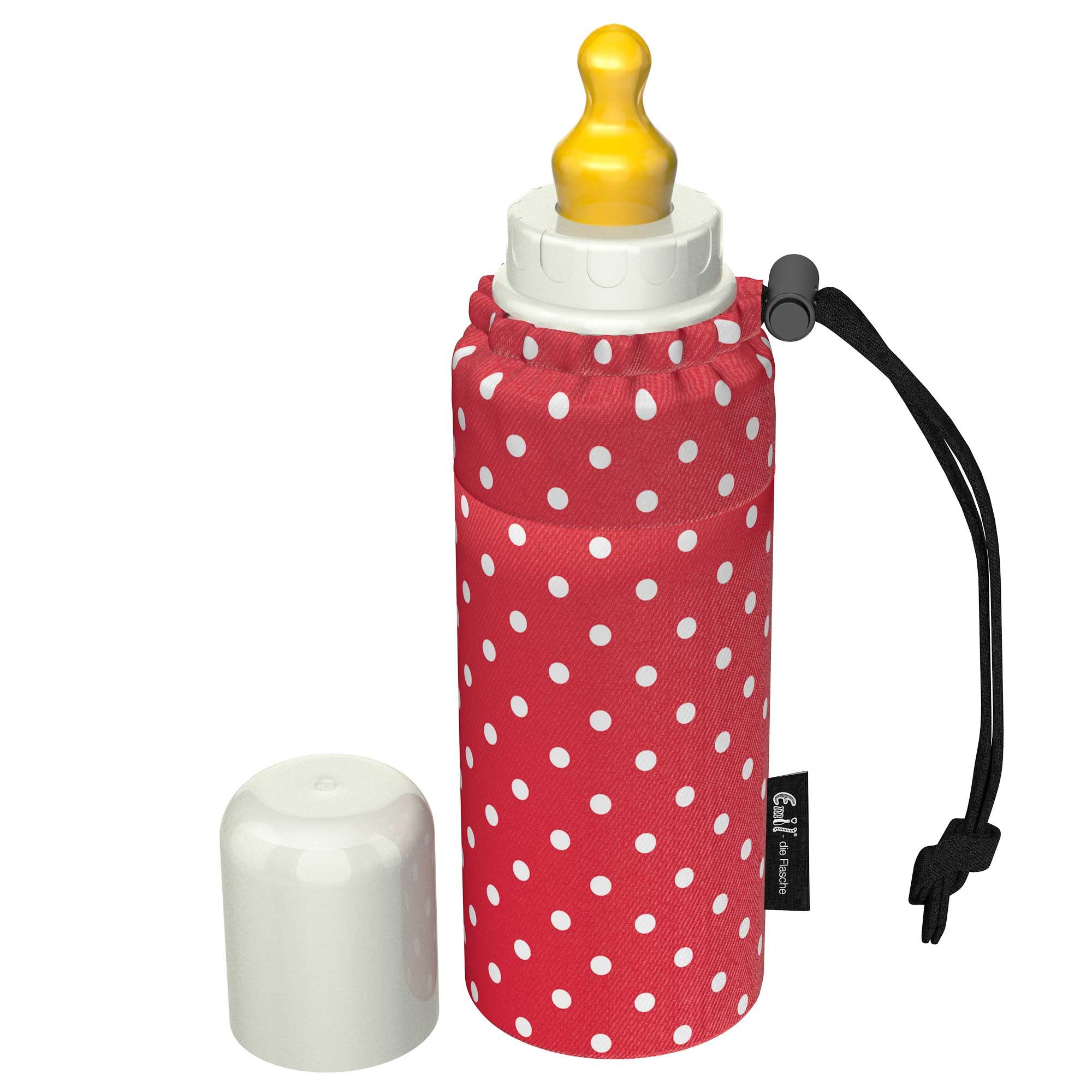 Babyflasche Unterwegs