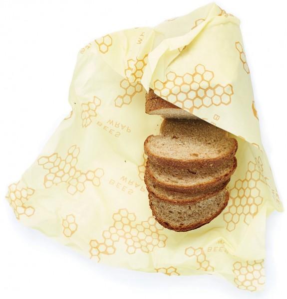 Bienenwachstuch Bee's Wrap bread
