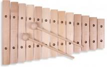 Xylophon für Kinder Ahorn-natur
