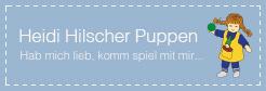 Heidi Hilscher Puppen