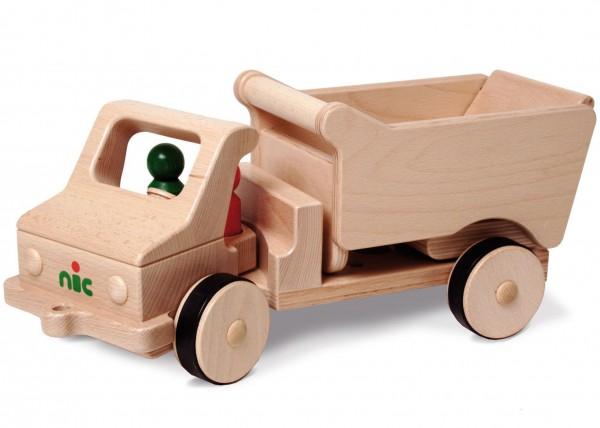 Creamobil Fahrzeug lang mit Kippmulde von nic