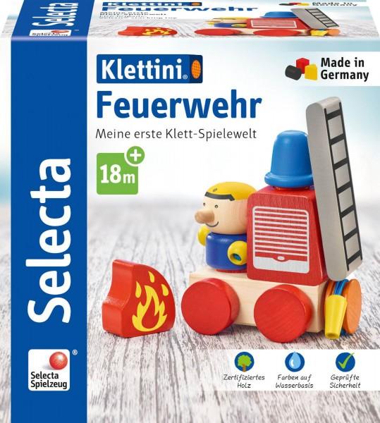Selecta Klett-Stapelspiel Feuerwehr, Klettini