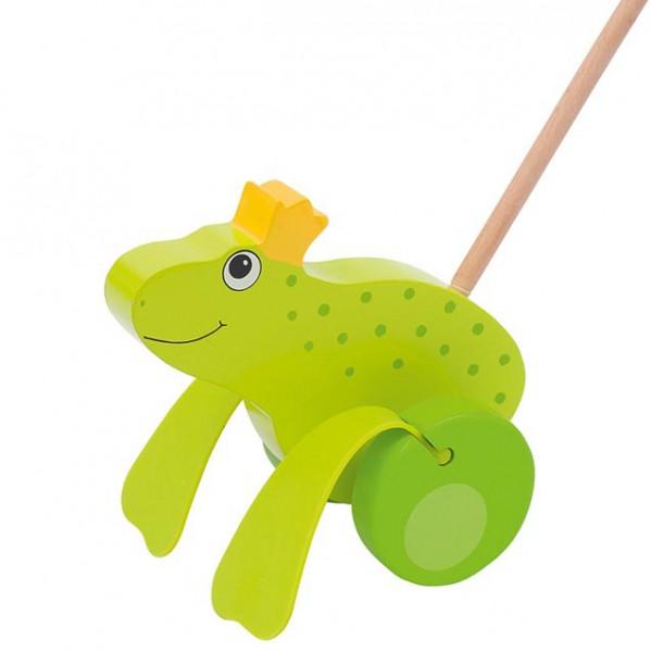 Schiebetier Froschkönig Goki